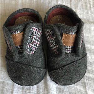 Toms Infant Shoes sz. 4